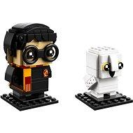 LEGO BrickHeadz 41615 Harry Potter a Hedvika - Stavebnice