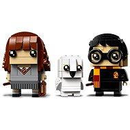 LEGO BrickHeadz 41615 Harry Potter a Hedvika + LEGO BrickHeadz 41616 Hermiona Grangerová - Herní set