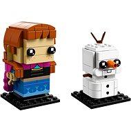 LEGO BrickHeadz 41618 Anna a Olaf - Stavebnice