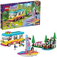 LEGO® Friends 41681 Kempování v lese - LEGO stavebnice