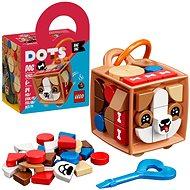 LEGO DOTS 41927 Ozdoba na tašku – pejsek - LEGO stavebnice