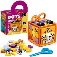 LEGO DOTS 41929 Ozdoba na tašku – leopard - LEGO stavebnice