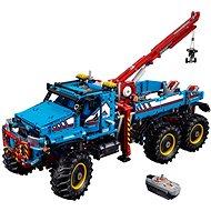 LEGO Technic 42070 Terénní odtahový vůz 6x6 - Stavebnice