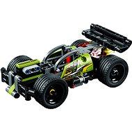 LEGO Technic 42072 Zelený závoďák - Stavebnice