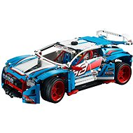 LEGO Technic 42077 Závodní auto - Stavebnice