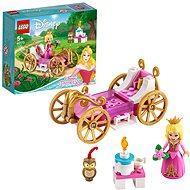 LEGO Disney Princess 43173 Šípková Růženka a královský kočár - Stavebnice