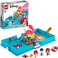 LEGO Disney  43176 Ariel's Storybook Adventures - LEGO Building Kit