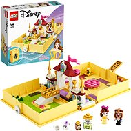 LEGO Disney 43177 Belle's Storybook Adventures - LEGO Building Kit