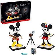 LEGO Disney Princess 43179 Myšák Mickey a Myška Minnie - LEGO stavebnice