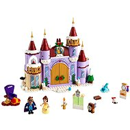 LEGO Disney Princess 43180 Bella and winter celebration at the castle - LEGO Building Kit