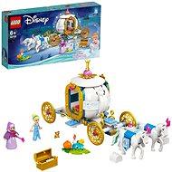 LEGO Disney Princess 43192 Cinderella and the Royal Carriage - LEGO Building Kit
