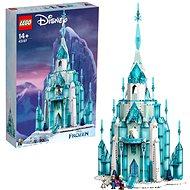 LEGO® Disney Ledové království 43197 Ledový zámek - LEGO stavebnice