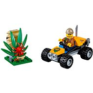 LEGO City Jungle Explorers 60156 Bugina do džungle - Stavebnice