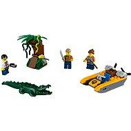 LEGO City Jungle Explorers 60157 Džungle - začátečnická sada - Stavebnice