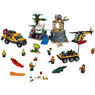 LEGO City Jungle Explorers 60161 Průzkum oblasti v džungli - Stavebnice
