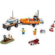 LEGO City Coast Guard 60165 Vozidlo zásahové jednotky 4x4 - Stavebnice