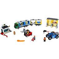 LEGO City Town 60169 Nákladní terminál - Stavebnice