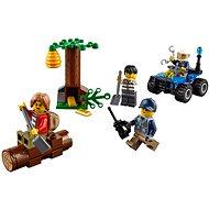 LEGO City 60171 Zločinci na útěku v horách - Stavebnice