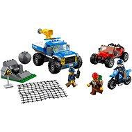 LEGO City 60172 Honička v průsmyku - Stavebnice