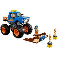 LEGO City 60180 Monster truck - Stavebnice