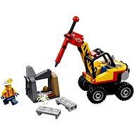 LEGO City 60185 Důlní drtič kamenů - Stavebnice