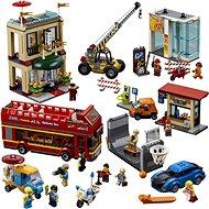 LEGO City Town 60200 Hlavní město - Stavebnice