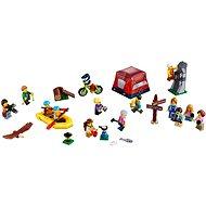 LEGO City 60202 Sada postav – dobrodružství v přírodě - Stavebnice