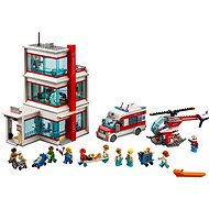 LEGO City 60204 Nemocnice - Stavebnice