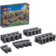 LEGO City Trains 60205 Koleje - Stavebnice
