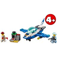 LEGO City 60206 Sky Police Jet Patrol - Building Kit