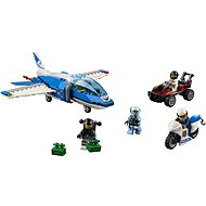 LEGO City 60208 Sky Police Parachute Arrest - Building Kit