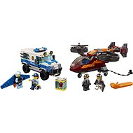 LEGO City 60209 Sky Police Diamond Heist - Building Kit
