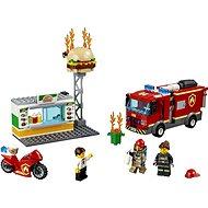 LEGO City 60214 Záchrana burgrárny - Stavebnice
