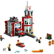 LEGO City 60215 Hasičská stanice - Stavebnice