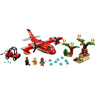 LEGO City 60217 Fire Plane - Building Kit