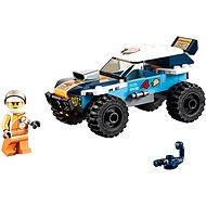 LEGO City 60218 Pouštní rally závoďák - Stavebnice