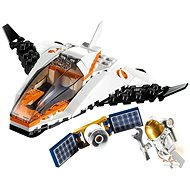 LEGO City Space Port 60224 Údržba vesmírné družice - LEGO stavebnice