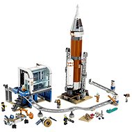 LEGO City Space Port 60228 Start vesmírné rakety - Stavebnice