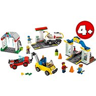 LEGO City Town 60232 Garage Center - LEGO Building Kit