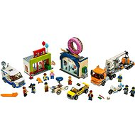 LEGO City Town 60233 Donut Shop Opening - LEGO Building Kit