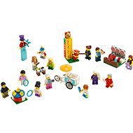 LEGO City Town 60234 People Pack - Fun Fair - LEGO Building Kit