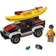 LEGO City 60240 Dobrodružství na kajaku - Stavebnice