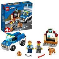 LEGO City Police 60241 Jednotka s policejním psem - LEGO stavebnice