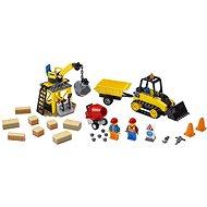 LEGO City Great Vehicles 60252 Buldozer na staveništi - LEGO stavebnice