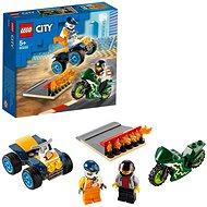 LEGO City Nitro Wheels 60255 Tým kaskadérů