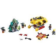 LEGO City 60264 Oceánská průzkumná ponorka - LEGO stavebnice