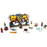 LEGO City 60265 Oceánská průzkumná základna - LEGO stavebnice