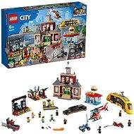 LEGO City 60271 Hlavní náměstí - LEGO stavebnice