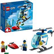 LEGO City 60275 Policejní vrtulník - LEGO stavebnice