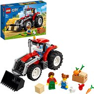LEGO® City 60287 Traktor - LEGO stavebnice